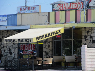 Travel: El Chalateco Salvadorian in San Jose