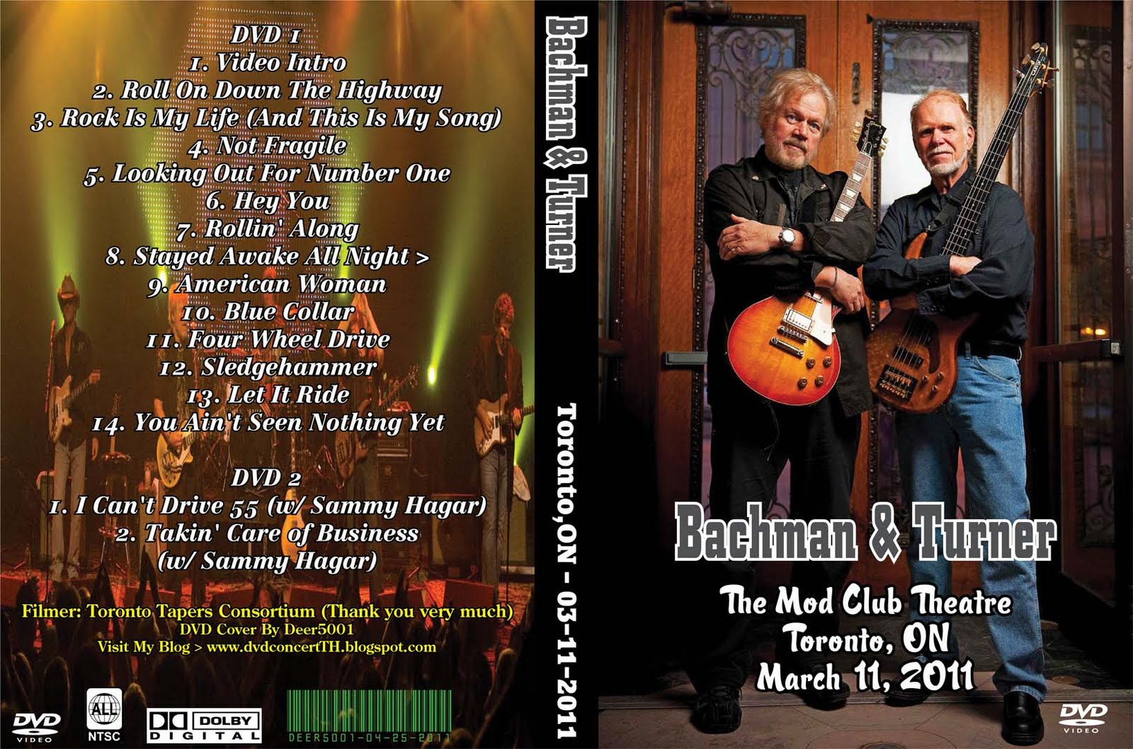 The Allman Brothers - LIVE 03/11/2011 [320k MP3] NYC