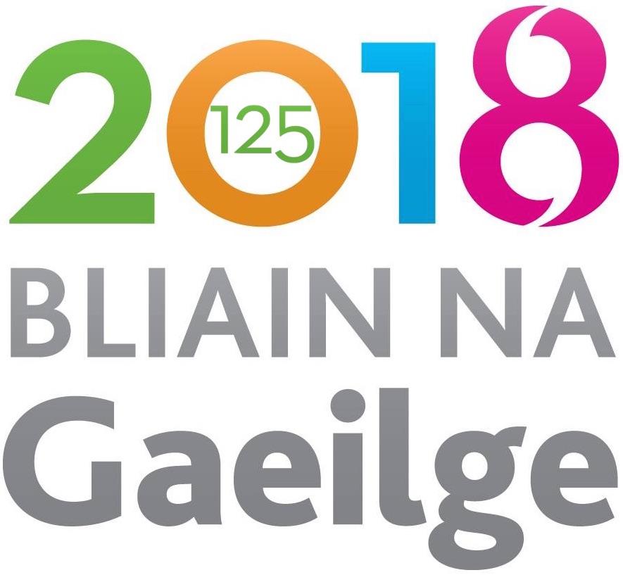 #Gaeilge2018