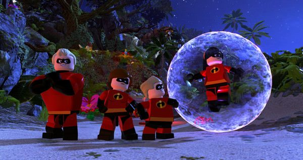 LEGO The Incredibles CODEX 2018 Jogo  completo Torrent