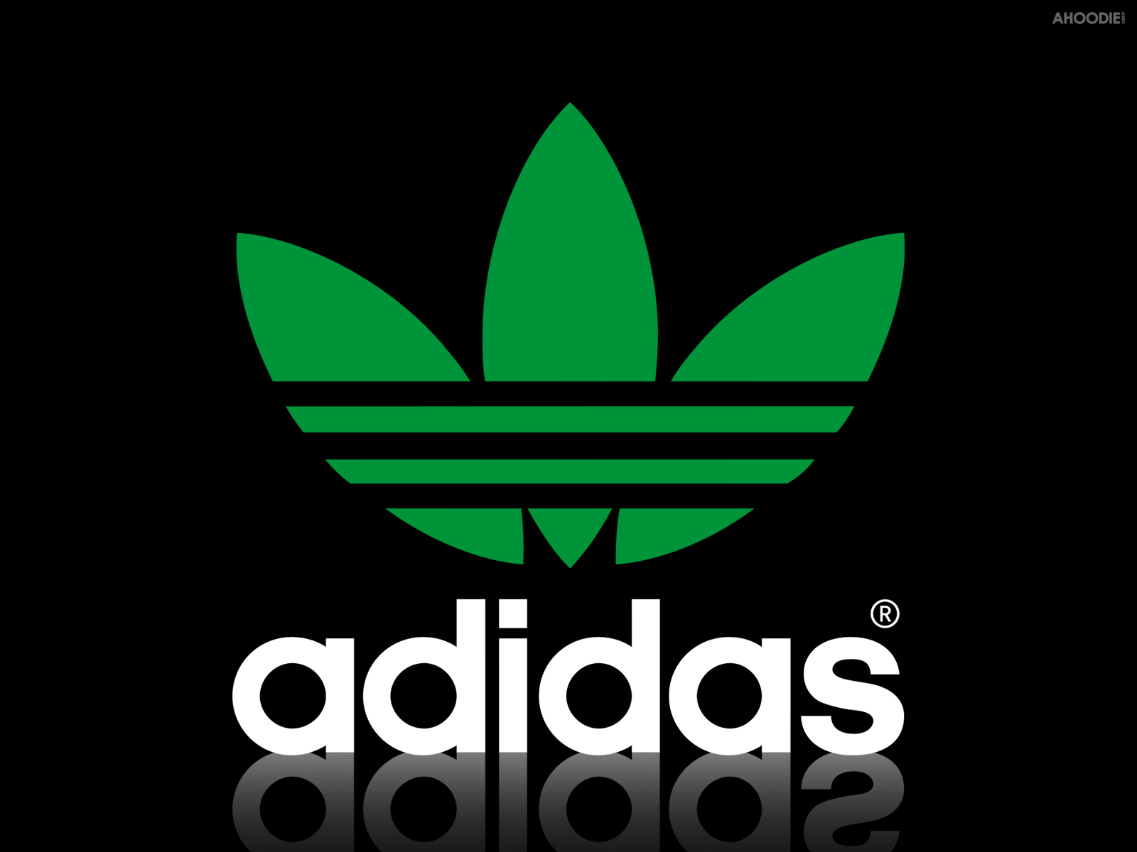 adidas pictures weed