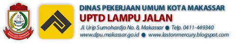 UPTD Lampu Jalan | Dinas PU Kota Makassar