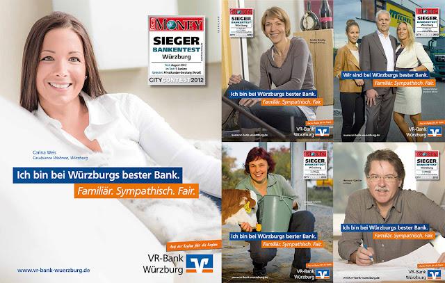 VR-Bank Würzburg gewinnt Focus Money City Contest