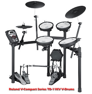 Roland Drum Set - V-Compact Series TD-11KV V-Drums