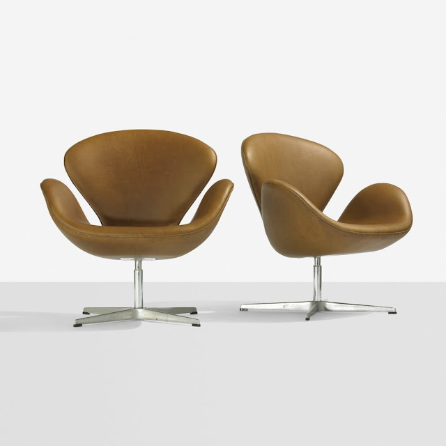 Swan Armchair - designed by Arne Jacobsen in 1958