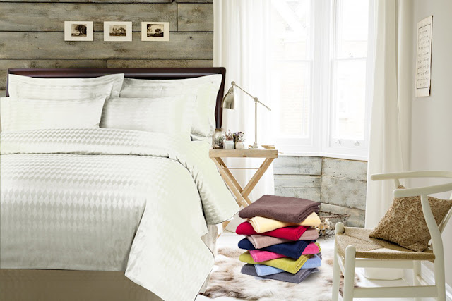 Our idea of imparting knowledge about lifestyle and importance of Bed and Bath linen not only helps customers in choosing best products