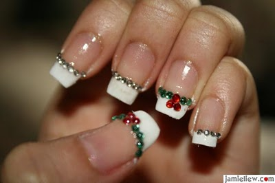 Christmas Nail Art Ideas -5