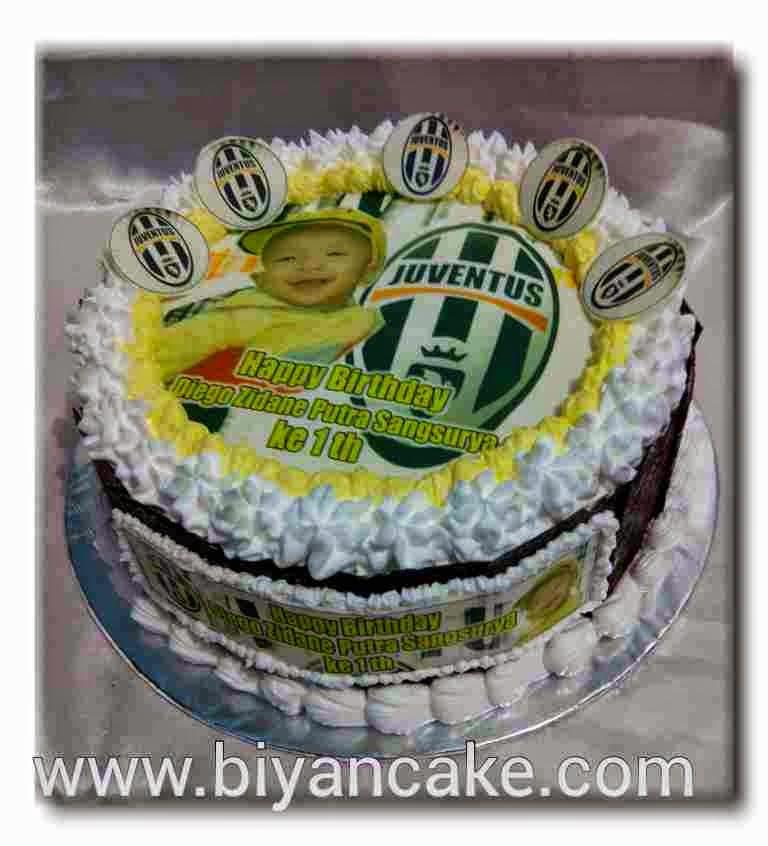 Cake Juventus ~ Ola