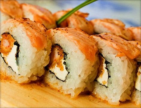 Cuidar las calorías a la hora de comer makis