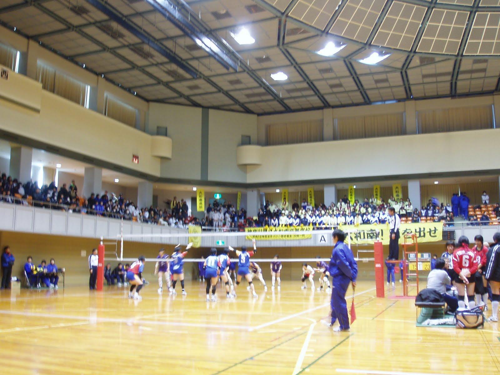 バレーボール から始まる日本の元気