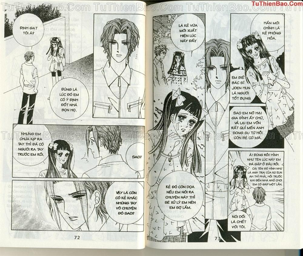 Ma cà rồng hộ mệnh Chapter 10 - Trang 34
