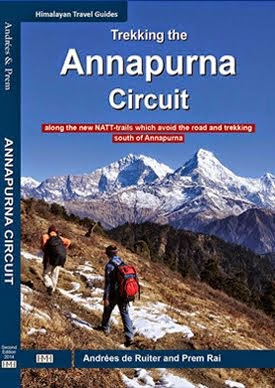 Guidebook Trekking in the Annapurna area