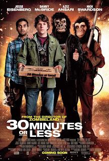 Ver Pelicula Online: 30 minutos o menos (30 Minutes or Less) 2011