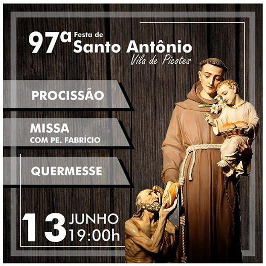 Viva Santo Antonio - Vila de Picotes