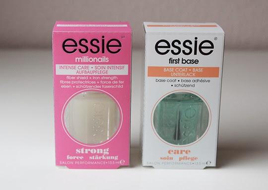 Bases para el cuidado de las uñas de Esiie