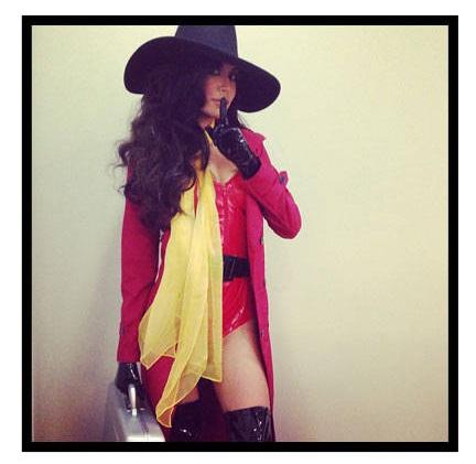 Naya Rivera Carmen Sandiego