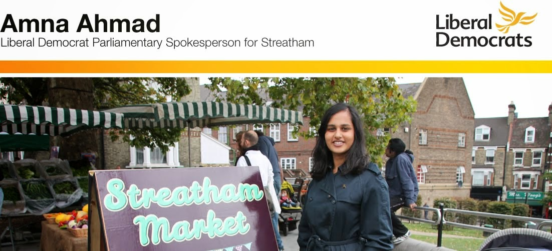 Black UK Politics News | Amna Ahmad | Politician To Watch | Streatham | UK General Elections | 2015