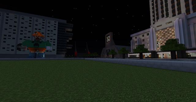 Minecraft Metropolis