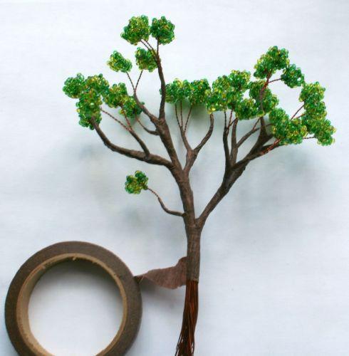 Высокие дерево своими рукам