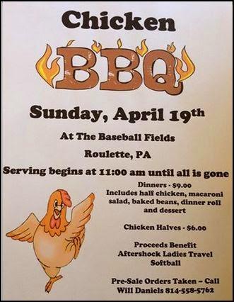 4-19 Chicken BBQ, Roulette