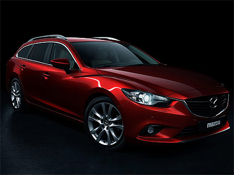 2013 Mazda 6 Wagon Japanese Car Photos. 480 x 360 pixels