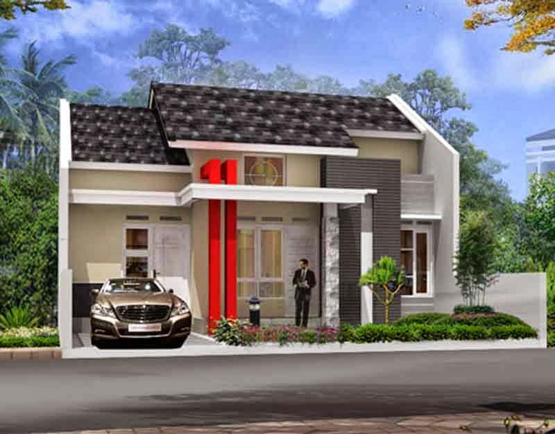 81+ Contoh Model Teras Rumah Minimalis Sederhana, Modern