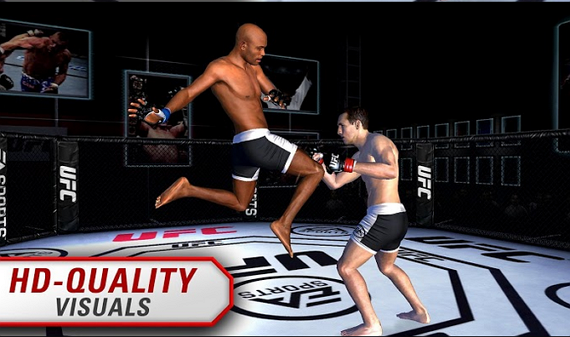 EA SPORTS™ UFC v1.0.725758 screenshot