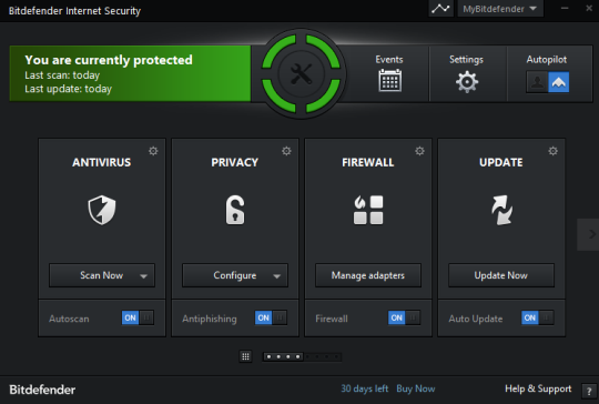 BitDefender Internet Security 2014 Free