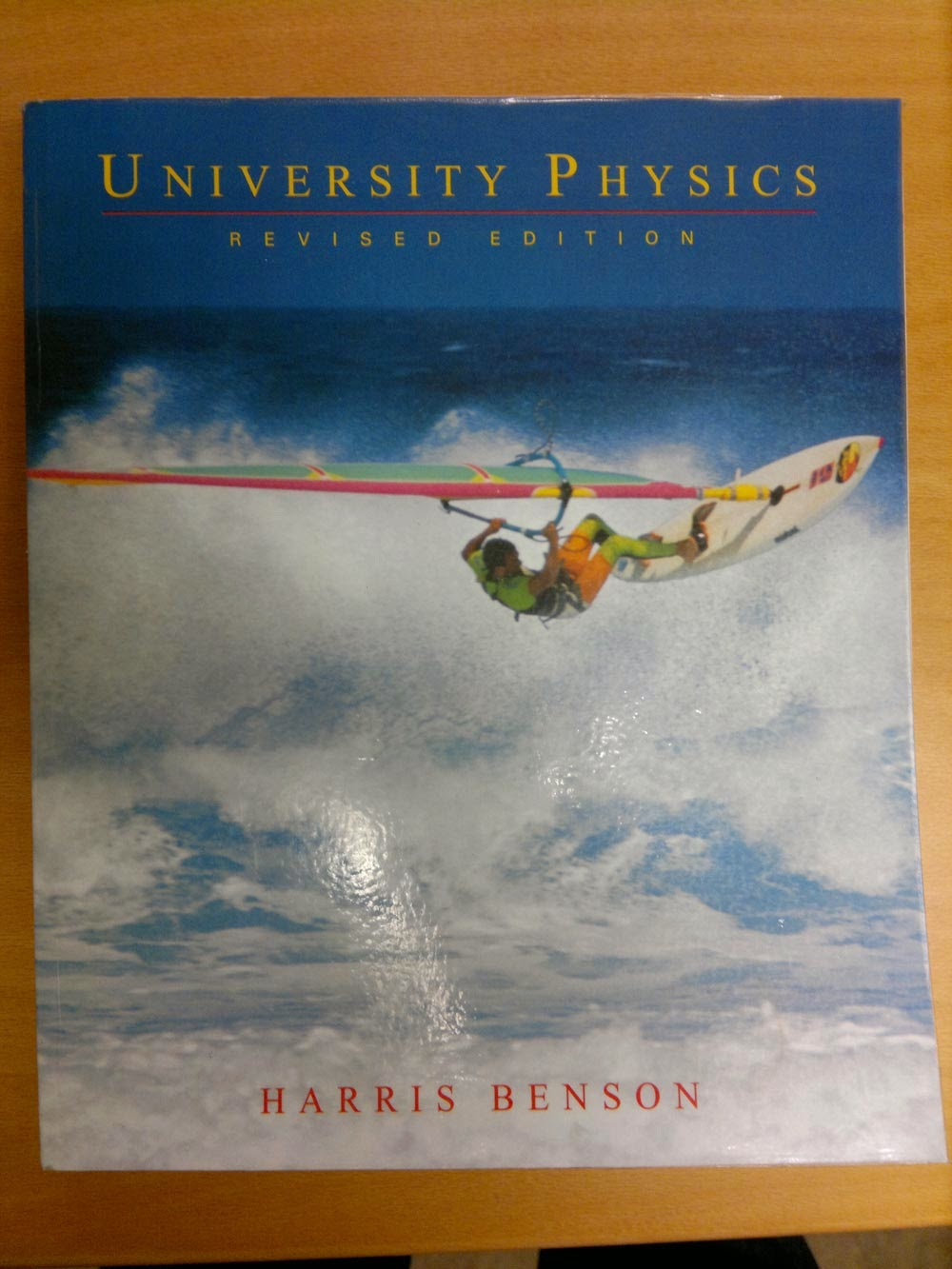 University Physics av Harris Benson (Revised Edition)