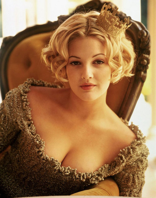 Drew Barrymore Queen