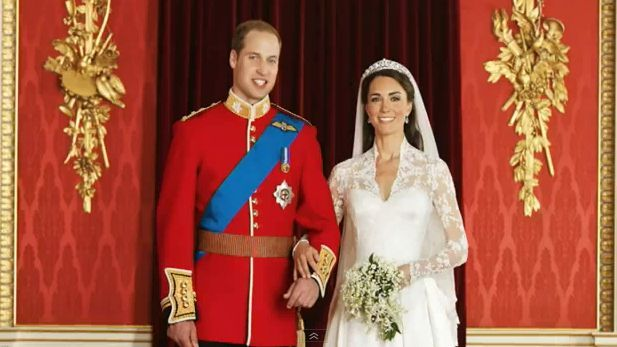 Me And My Bear Official Royal Wedding Photos Released