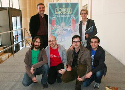 premiados salon comic barcelona 2013
