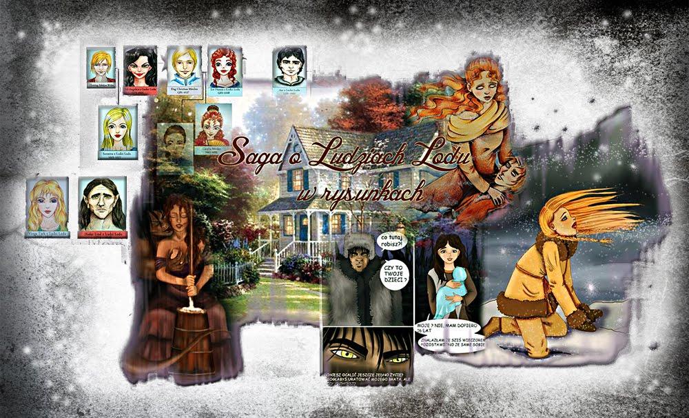 Saga o Ludziach Lodu w rysunkach