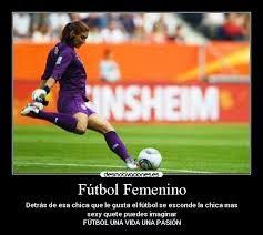 Imagenes De Frases De Futbol De Mujeres - Bonitas Imagenes de Futbol Femenino con Frases Futbol