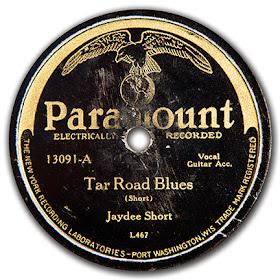 Rare J.D. Short 78rpm record by John Tefteller
