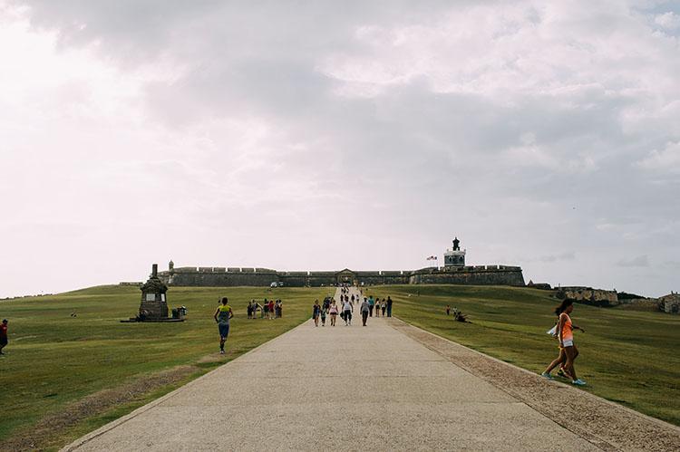 Old San Juan Puerto Rico Fort