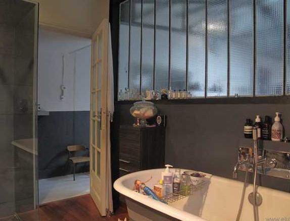Design for loft un loft d exception - Salle de bain loft ...