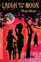 book cover of Laugh With the Moon by Shana Burg