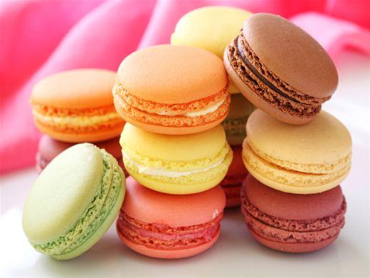 Macarons: Receitas, Dicas e Segredos...