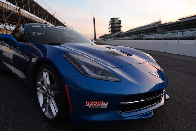 Gotta Go 2014 Corvette Stingray Named Pace Car For 2013
