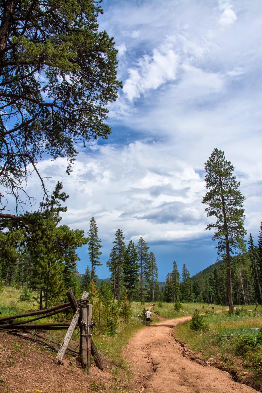 Staunton State Park: Staunton Ranch Trail