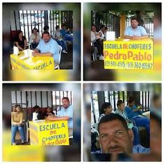 Escuela de Choferes Pedro Pablo