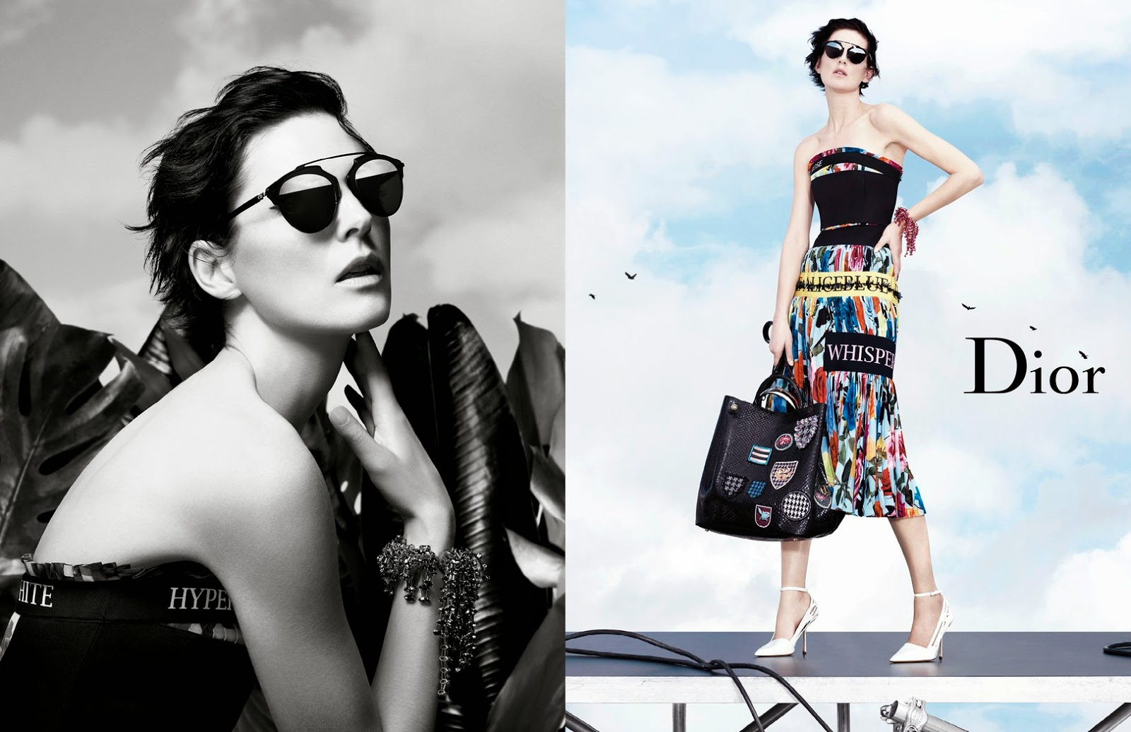 diors advertisement analysis Articles traitant de dior brand strategy écrits par sylvainbougnoux  media for  fashion brands as dior, where we can find some ads focusing on.