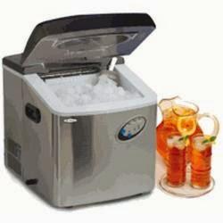 MaxiMatic MIM-5802 Mr Freeze Portable Ice Maker