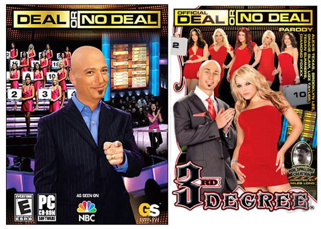 Deal or no deal xxx parodia