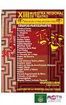 XIII Muestra Regional de Teatro
