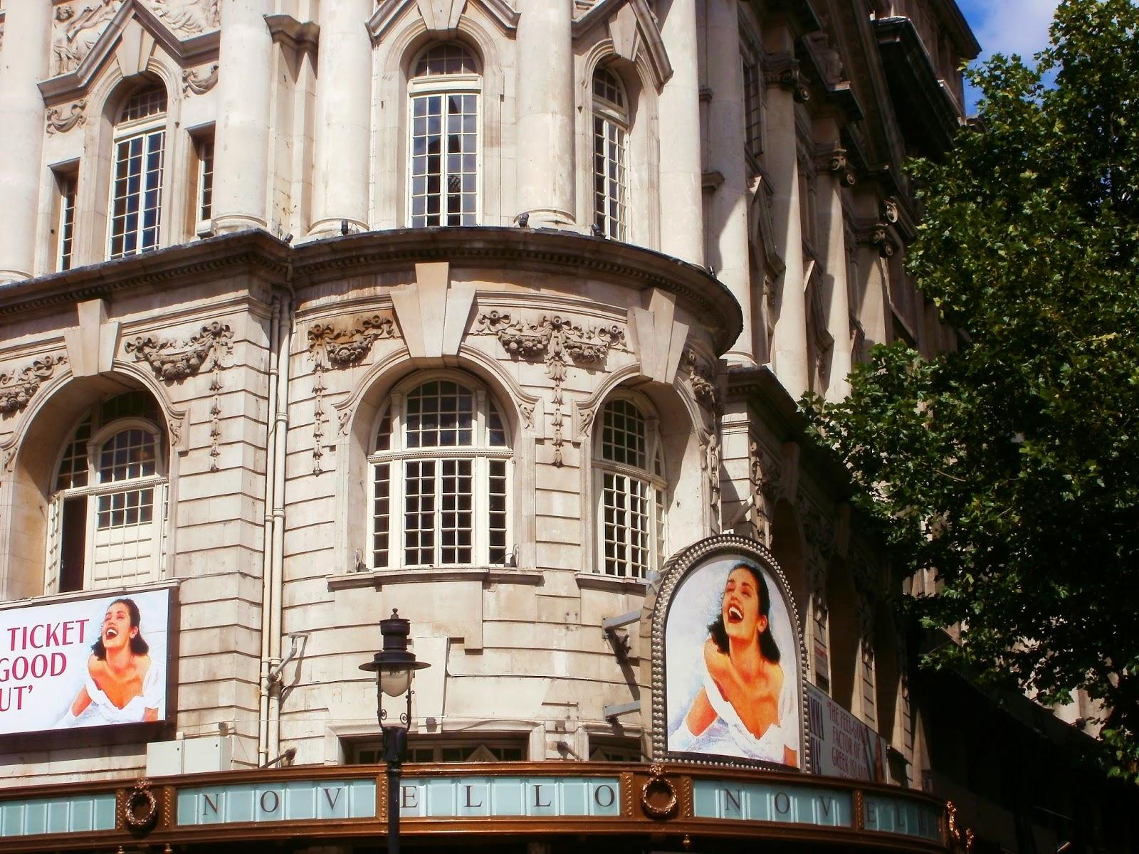 Mamma Mia Musical Novello Theatre