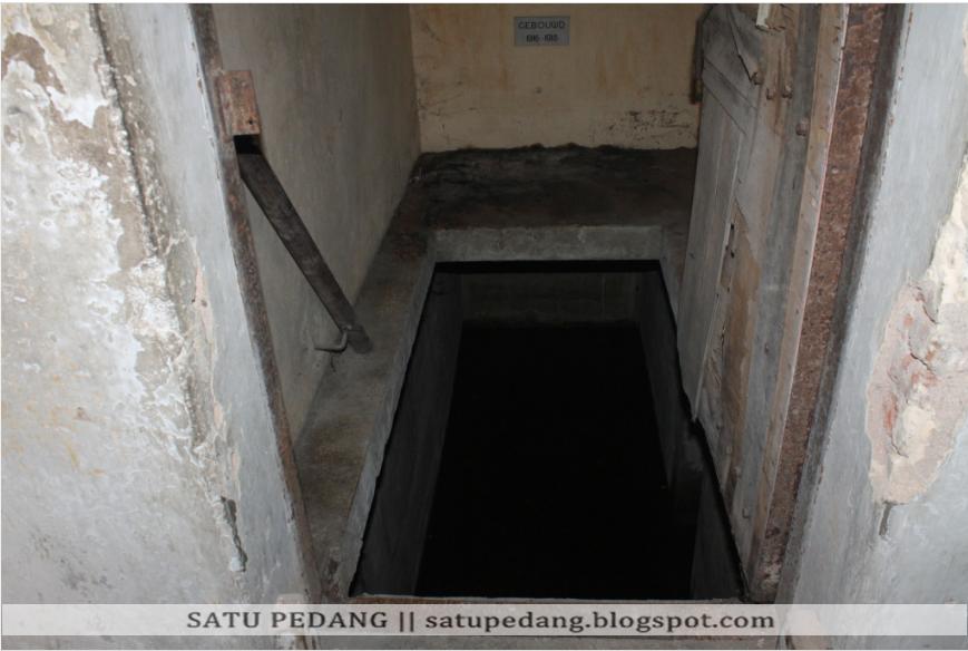 Sejarah Gedung Pintu Seribu (Lawang Sewu) Semarang