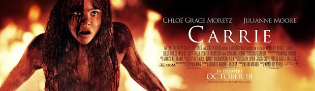 Banner del remake de 'Carrie'