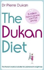 Το βιβλίο της δίαιτας ντουκάν